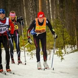 Skiing 90 km - Arne Lund (30035)
