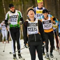 Skiing 90 km - Fredrik Nyström (12335)