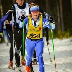 Skiing 90 km - Emma Jonsson (18541)
