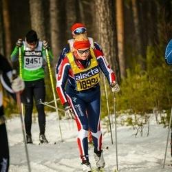 Skiing 90 km - Ann-Louise Sundström (18993)