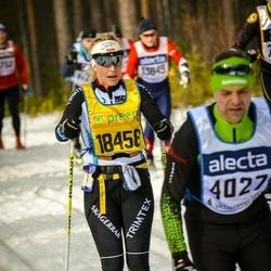 Skiing 90 km - Elin Årseth (18458)