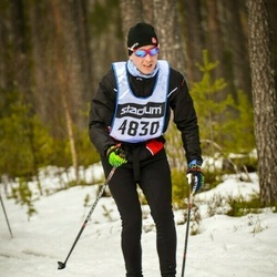 Skiing 90 km - Kenneth Haugen Granlien (4830)