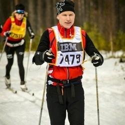 Skiing 90 km - Ulf Johnsson (7479)