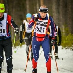 Skiing 90 km - Lars Elfving (5521)