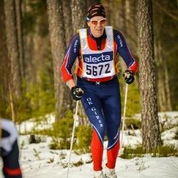 Skiing 90 km - Christer Mononen (5672)