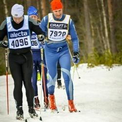 Skiing 90 km - David Svedberg (7920)