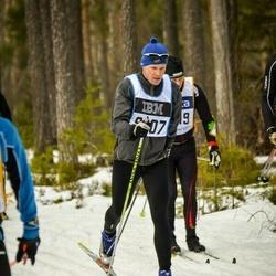 Skiing 90 km - Björn Fredriksson (9007)