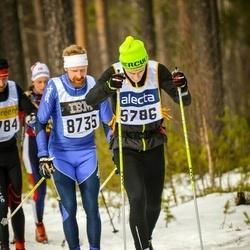 Skiing 90 km - Emil Johansson (5786)