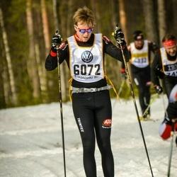 Skiing 90 km - Gabriel Spetz (6072)