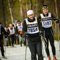 Skiing 90 km - Wolfgang Pusterhofer (7854)