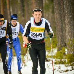 Skiing 90 km - Silas Volfing (15445)