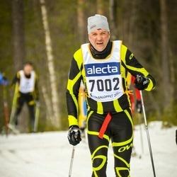 Skiing 90 km - Virgo Arge (7002)