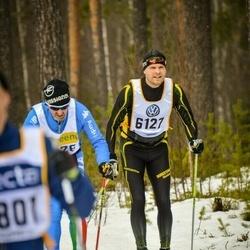 Skiing 90 km - Peter Wernklev (6127)
