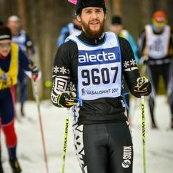 Skiing 90 km - Victor Hein (9607)