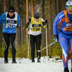 Skiing 90 km - Frida Helin (17306)