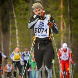 Skiing 90 km - Martin Olsson (6074)