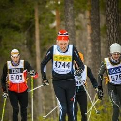 Skiing 90 km - Kjell Svihus (4744)