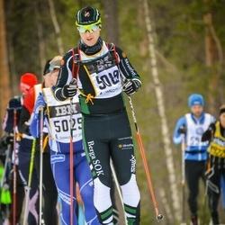 Skiing 90 km - Dennis Israelsson (5089)