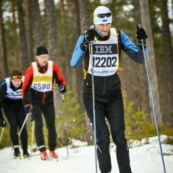 Skiing 90 km - Aivar Taro (12202)