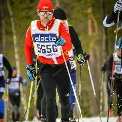 Skiing 90 km - Christian Boye (5656)
