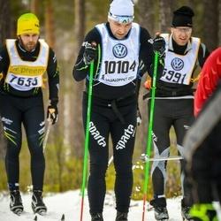 Skiing 90 km - Allan Kiviselg (10104)