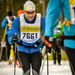 Skiing 90 km - David Holm (7661)