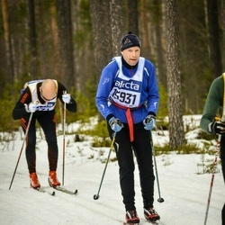 Skiing 90 km - Atle K Myklebust (15931)