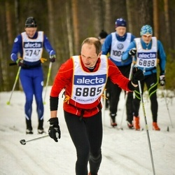 Skiing 90 km - Jesper Fenger-Grön (6885)