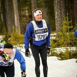 Skiing 90 km - Peter Åslund (11781)