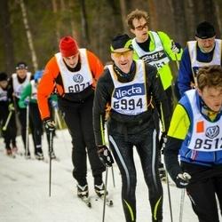 Skiing 90 km - Toomas Uiboleht (6994)