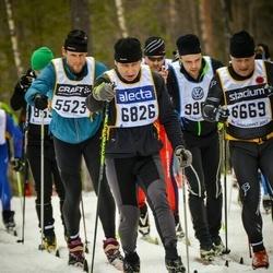 Skiing 90 km - Jiri Smid (6826)
