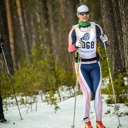 Skiing 90 km - Fredrik Hallberg (6068)