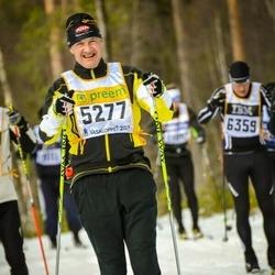 Skiing 90 km - Douglas Andersson (5277)