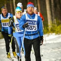 Skiing 90 km - Martin Larsson (15975)