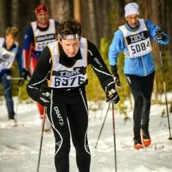 Skiing 90 km - Peter Ågren (6376)