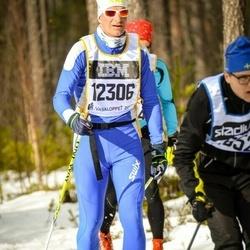 Skiing 90 km - Olav Heggard (12306)