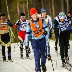Skiing 90 km - Ewert Pettersson (30247)