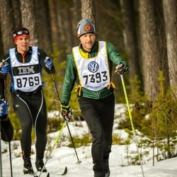 Skiing 90 km - Christer Nikolausson (7393)