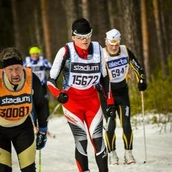 Skiing 90 km - Dieter Seidl (15672)