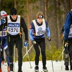 Skiing 90 km - Lars-Ove Wingerud (6976), Elias Johnsson (13130)
