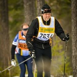 Skiing 90 km - Tomas Udin (7634)