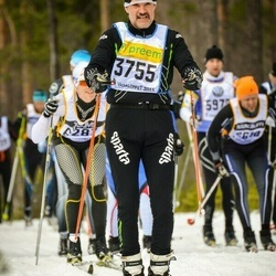 Skiing 90 km - Aivo Liksor (3755)