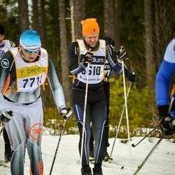 Skiing 90 km - Josef Rundqvist (6610)