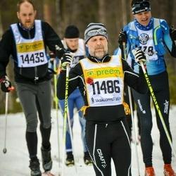 Skiing 90 km - Peter Bergström (11486)