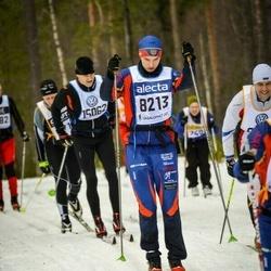 Skiing 90 km - Adrian Alfredsson (8213)