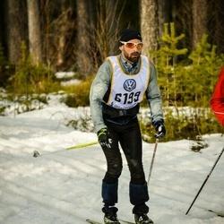 Skiing 90 km - Carl-Gustaf Österberg (6199)