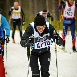 Skiing 90 km - Alexander Lundgren (8710)