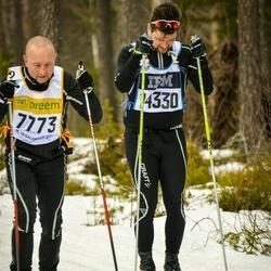 Skiing 90 km - Christoffer Björn (14330)