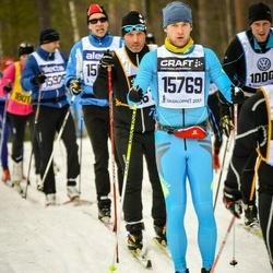 Skiing 90 km - Christian Holm Hansen (15769)