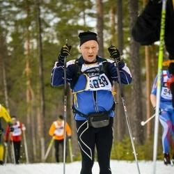 Skiing 90 km - Carl-Johan Dyverfeldt (5058)